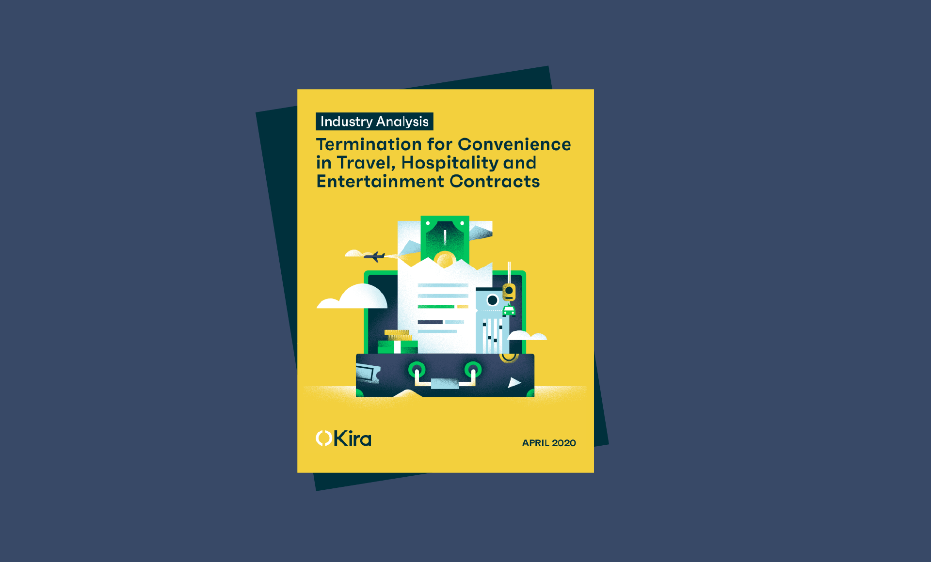 Learn more about the Industry Analysis: Termination for Convenience in Travel, Hospitality, and Entertainment Commercial Contracts